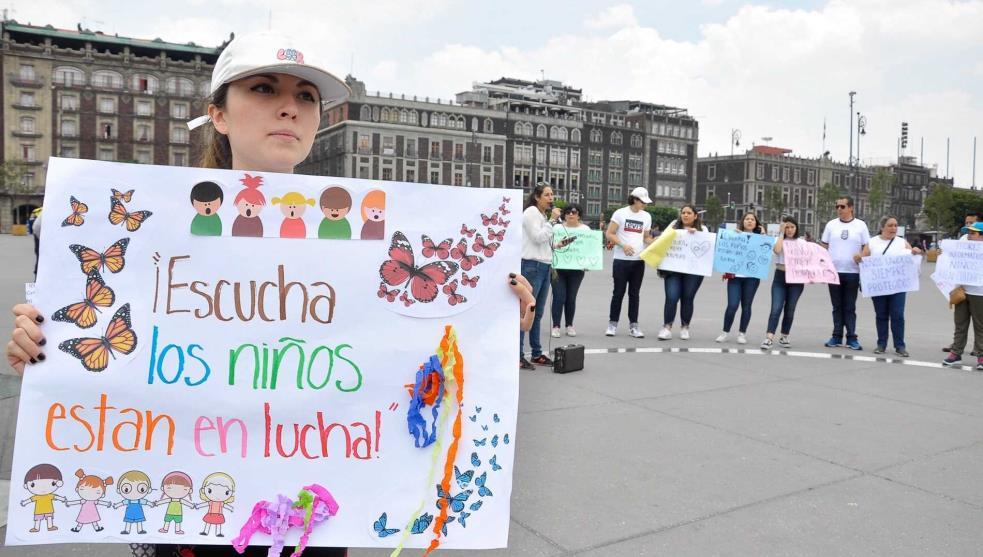 Protestan contra el Día Internacional del Orgullo Pedófilo