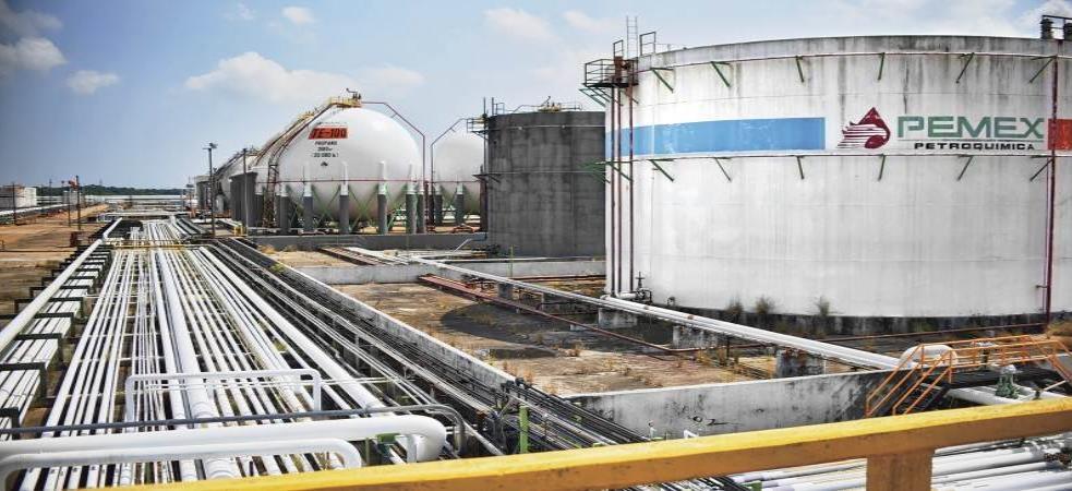 Pemex reporta 17 plantas chatarra; 5 son de Veracruz