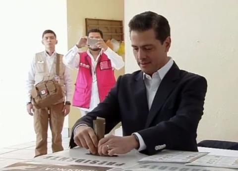 El Gobierno Federal dará respaldo a las autoridades electas: EPN