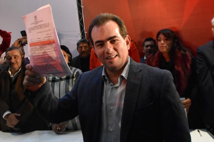 PRI validó la precandidatura de Pepe Yunes