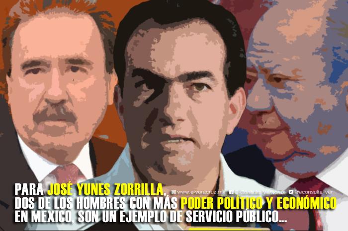 """Gamboa Patrón y Deschamps los """"patriotas"""" de Pepe Yunes"""