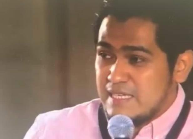 VIDEO: Hijo de periodista asesinado pide justicia a AMLO