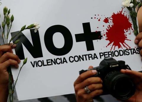 En impunidad la mayoría de agresiones contra periodistas