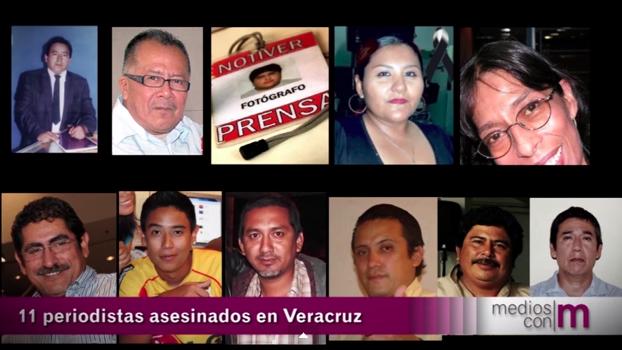 Veracruz, periodismo bajo riesgo: Medios con M