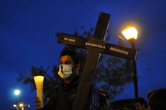 Veracruz suma 18 periodistas asesinados en 15 años: Artículo 19
