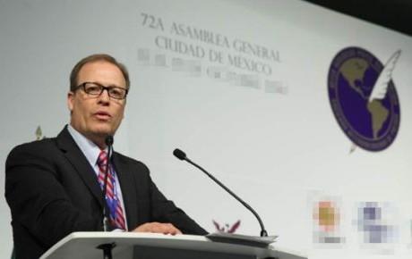 SIP analizará en Washington libertad de prensa y asesinatos de periodistas