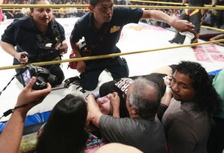 Investigan como homicidio culposo la muerte de Hijo del Perro Aguayo