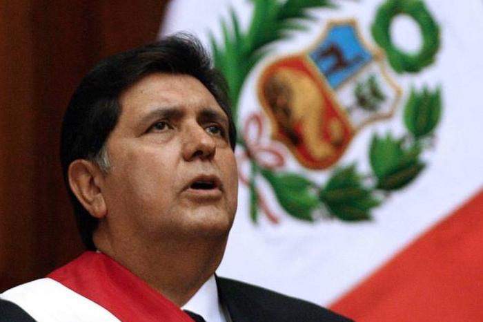 Expresidente de Perú fallece tras dispararse para evitar arresto por caso Odebrecht