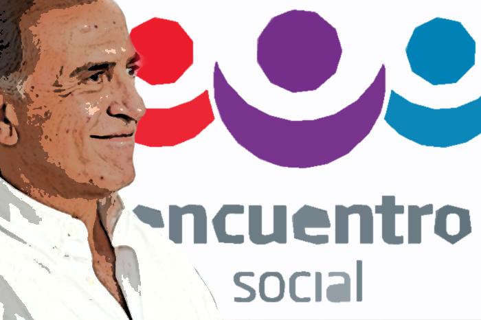 Mano de Yunes incide en el PES, acusa Morena
