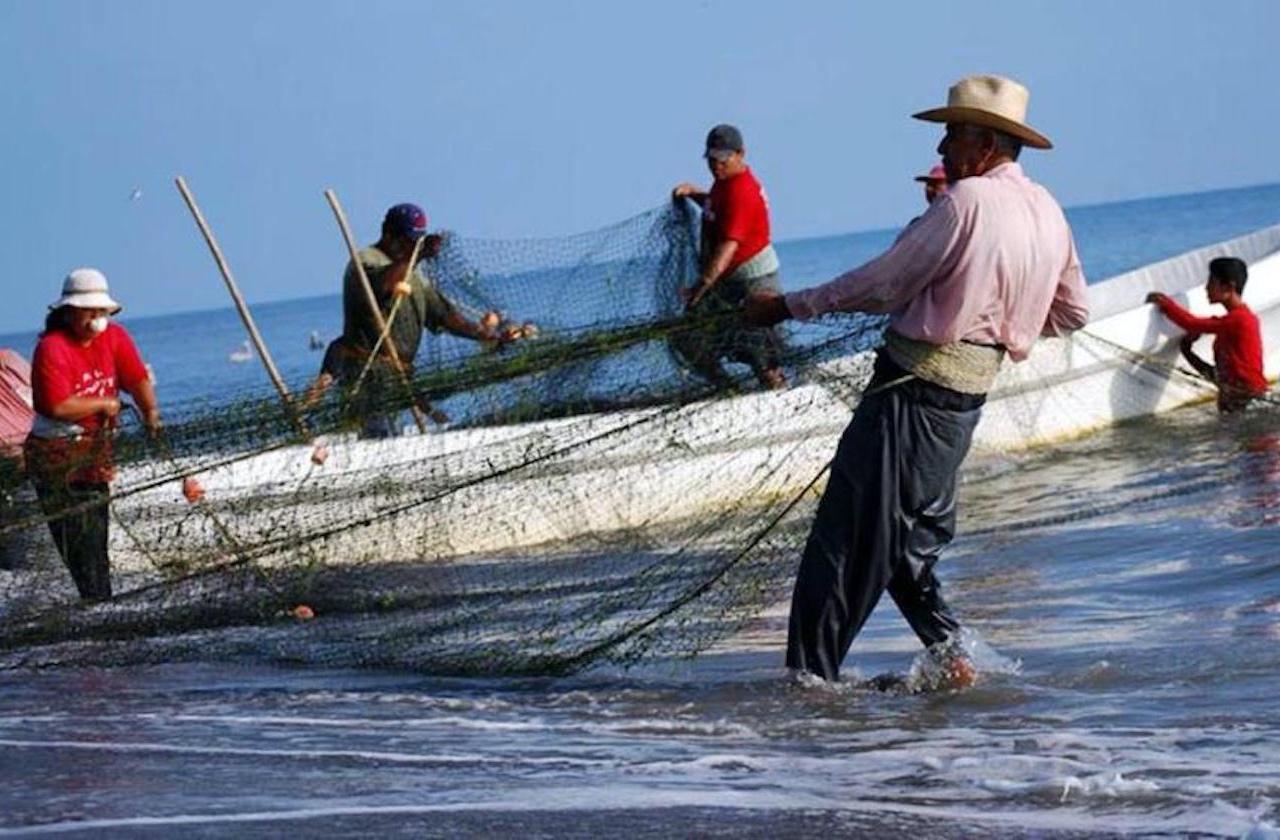 Pescadores veracruzanos en crisis por desaparición de playas