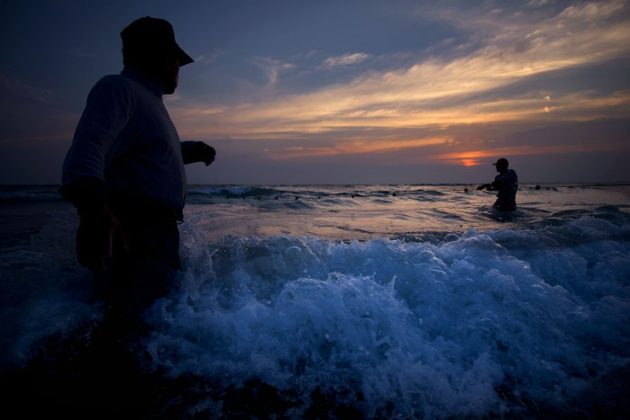 Gasoducto Texas-Tuxpan agudizará reducción de pesca, insisten pescadores