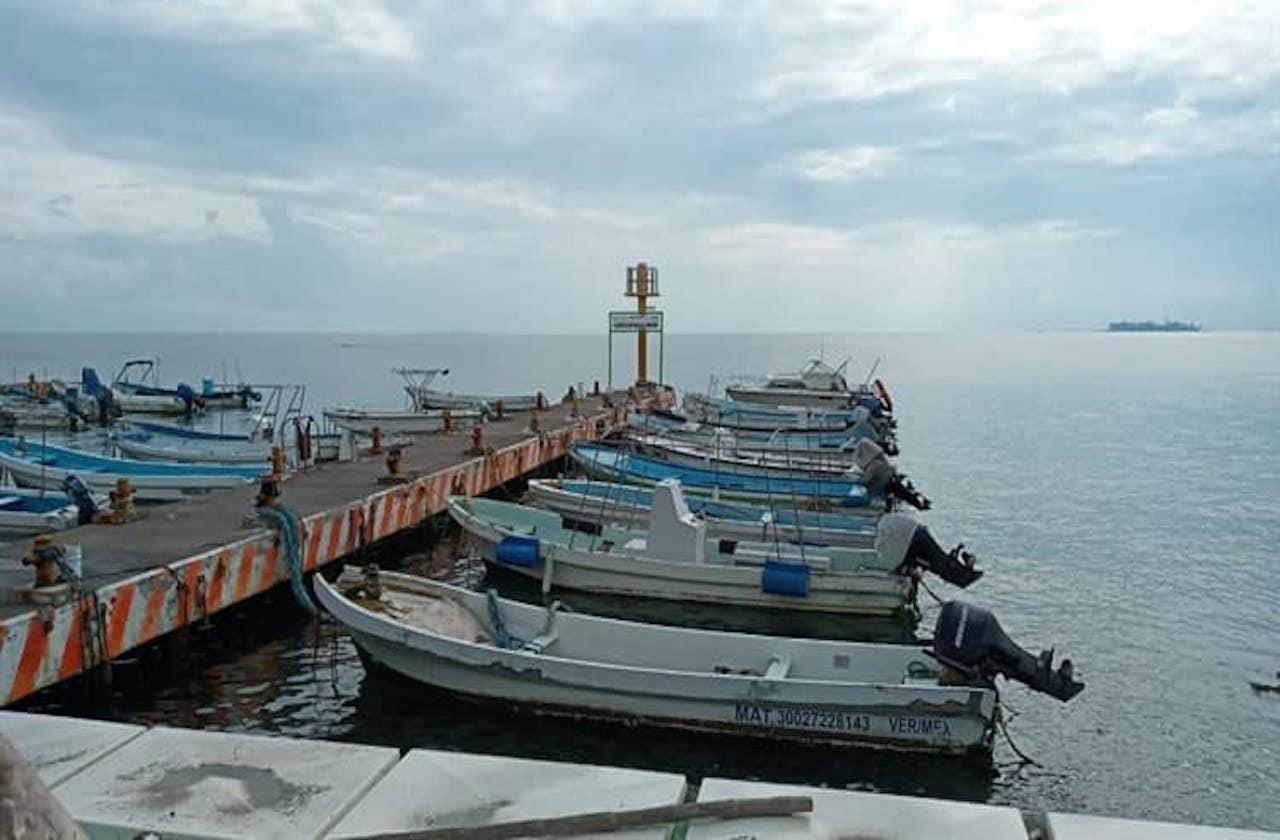 Pescadores veracruzanos luchan contra vedas y falta de apoyo
