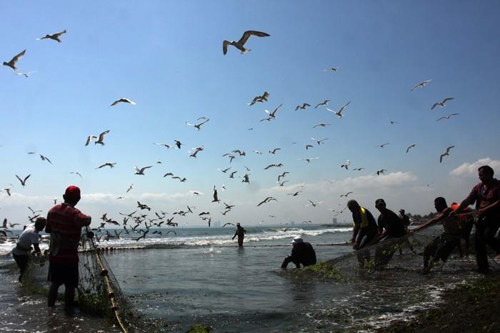 35 mil pescadores afectados por temporada de Frentes Fríos