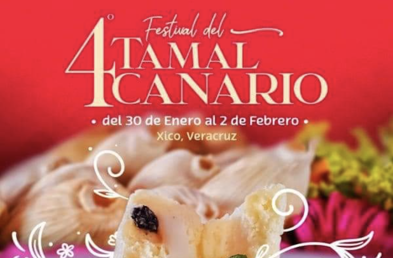 Pese a covid, realizarían Festival del Tamal Canario en Xico