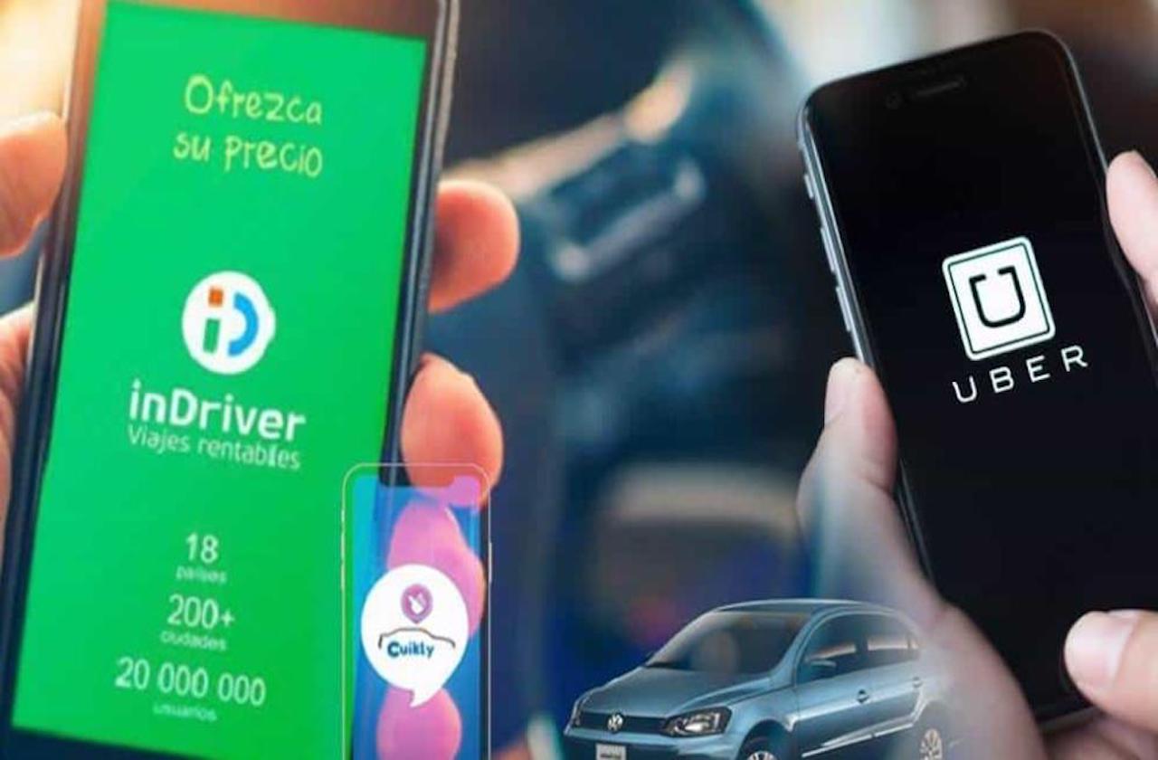 Pese a oposición de taxistas, Uber sí opera en Veracruz