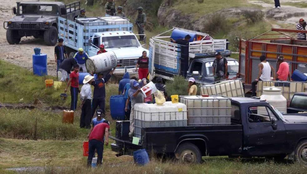 Tras desgracia en Tlahuelilpan, cada dos horas huachicolearon ductos en Hidalgo