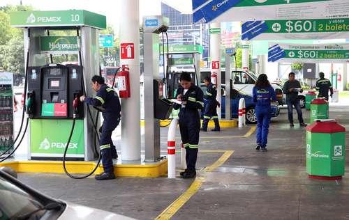 México destinó 86 mil mdd para la importación de petrolíferos