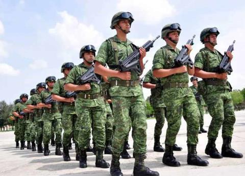 Anuncian despliegue de Marina y PF en regiones violentas