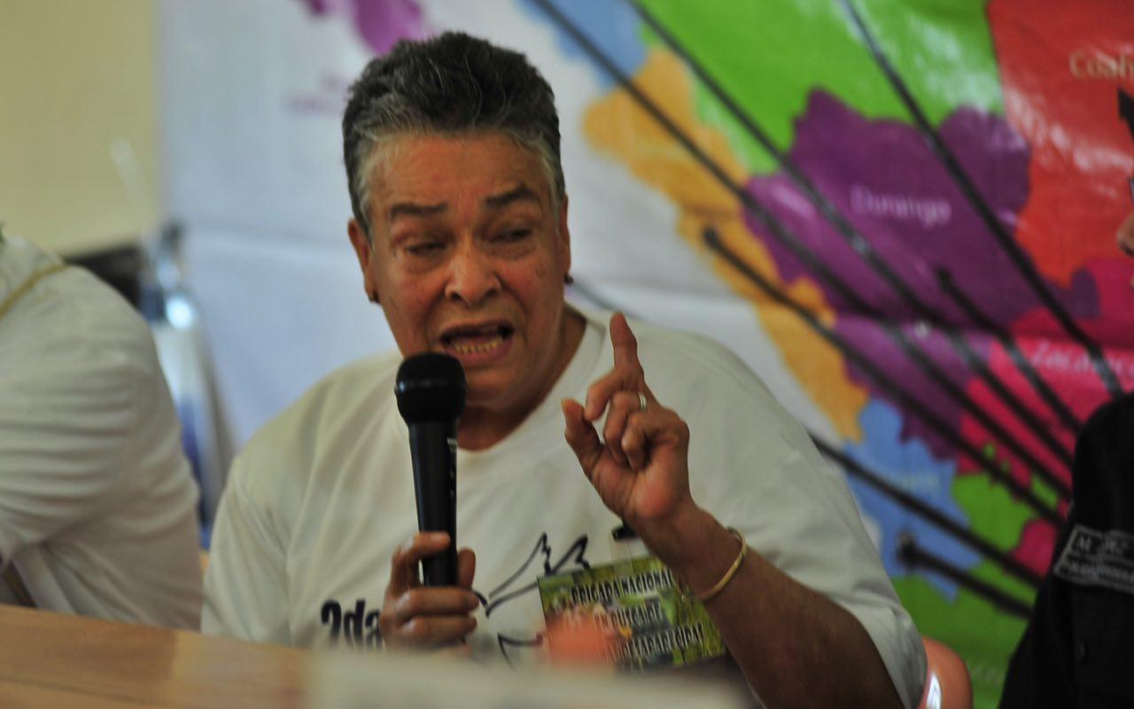 """""""Queremos resultados"""", dijo María Herrera a la FGE de Veracruz"""