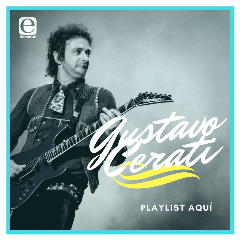 Cinco grandes covers y un playlist para recordar a Gustavo Cerati
