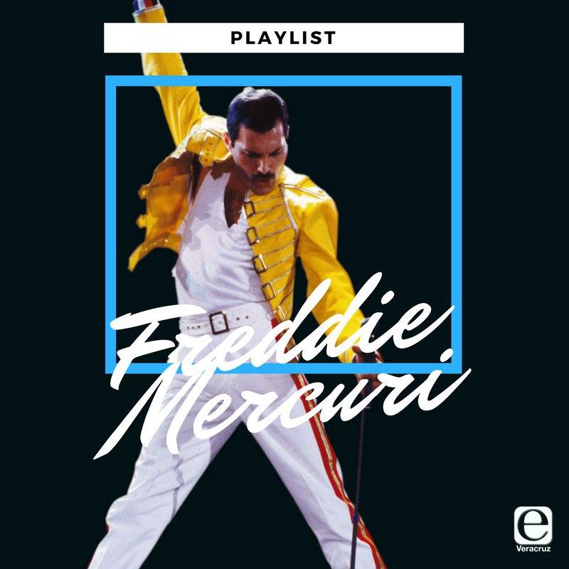 El playlist ideal para celebrar el cumpleaños de Freddie Mercury