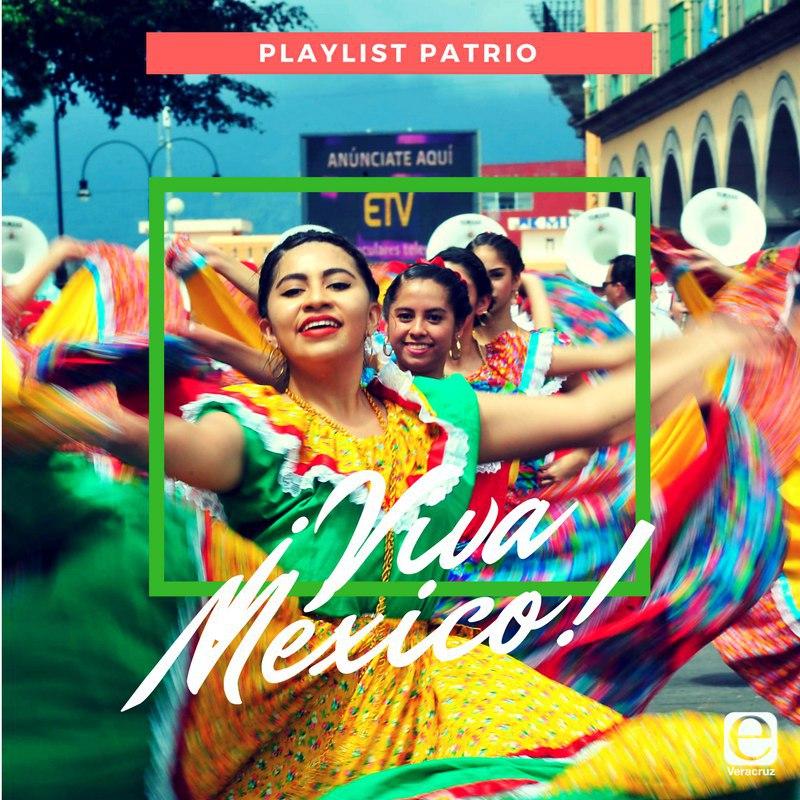 ¡Viva México! Da el grito con la mejor música mexicana