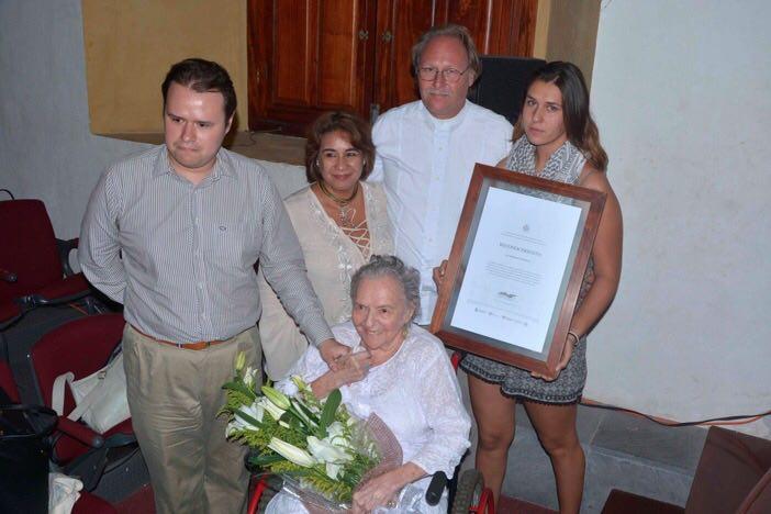 La carta de Ida Rodríguez que mandó a Javier Duarte