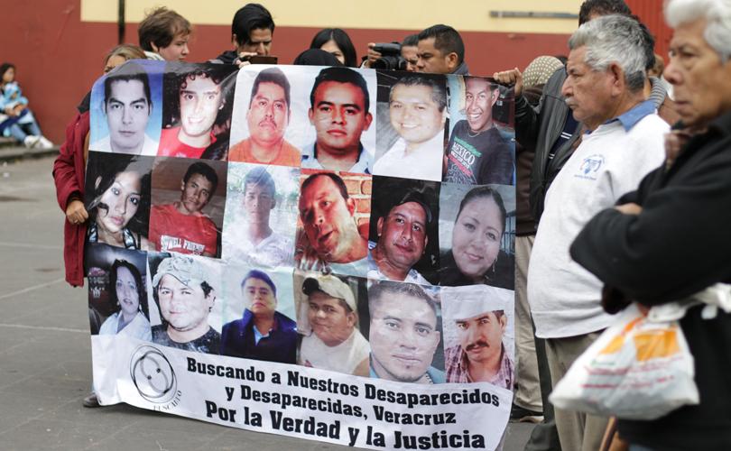 Colectivos desconocen a comisionado interino de búsqueda en Veracruz