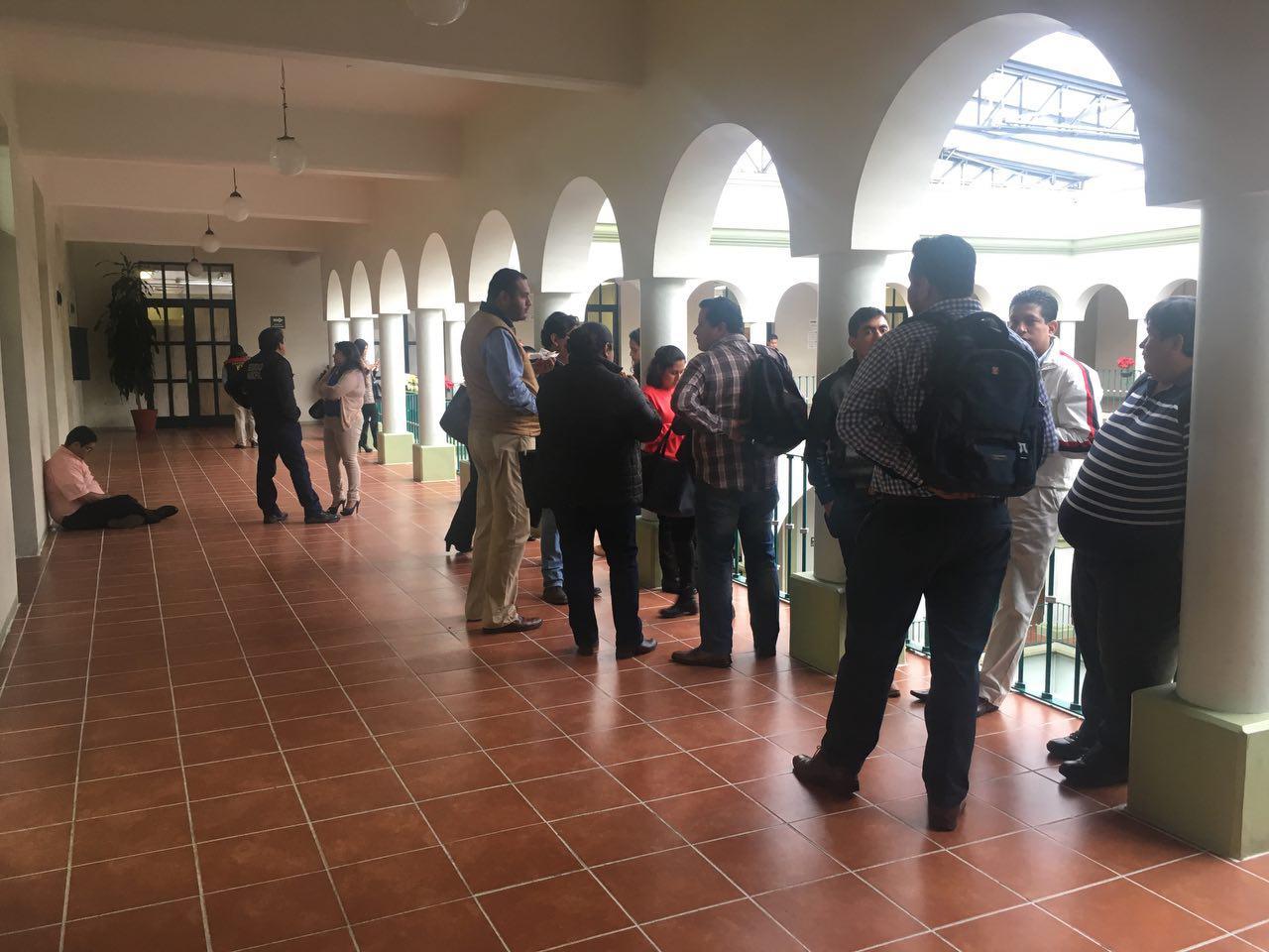 Regidurías del Ayuntamiento de Xalapa permanecen cerradas