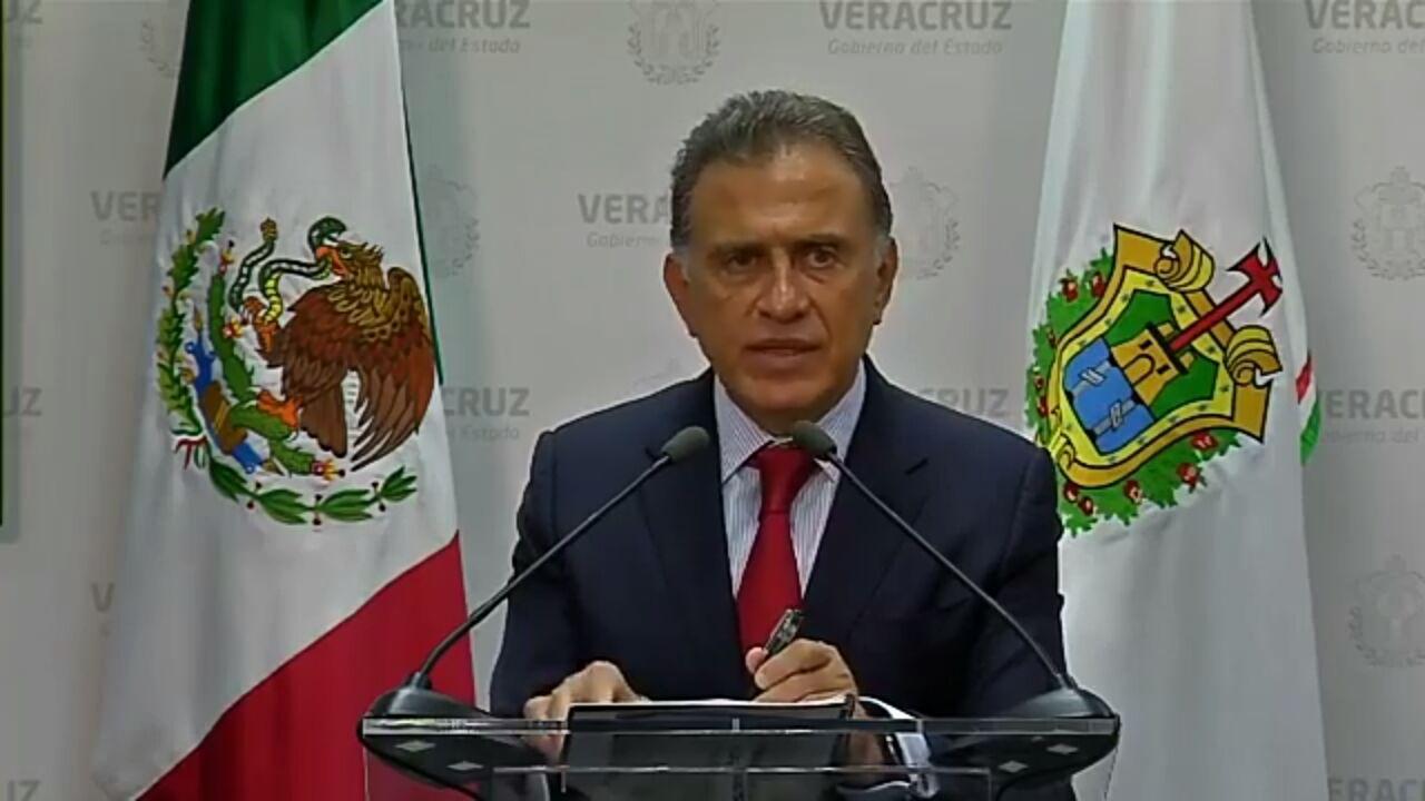 Gobierno de Veracruz se desiste de demanda contra Javier Duarte