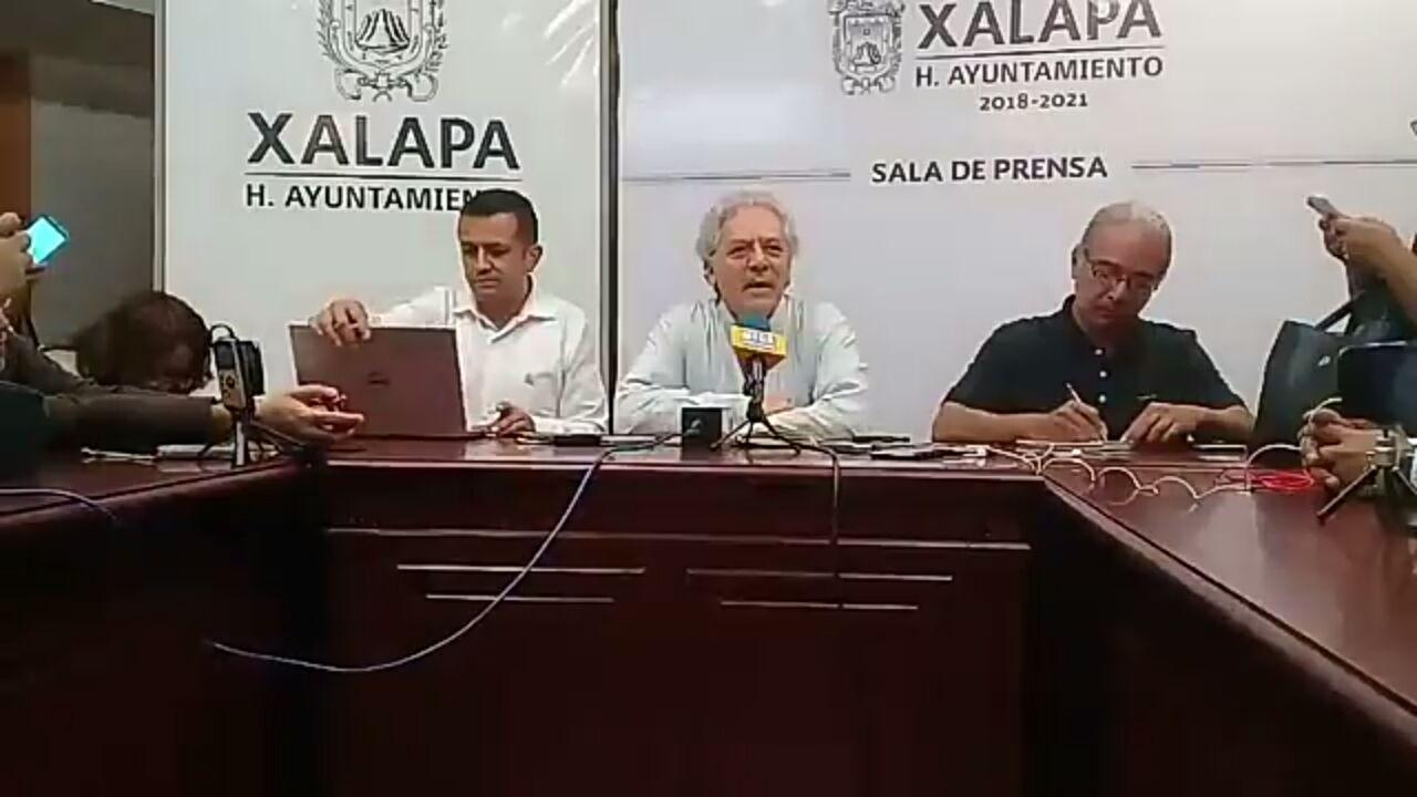 Alcalde de Xalapa pide permiso para asistir a mitin de AMLO