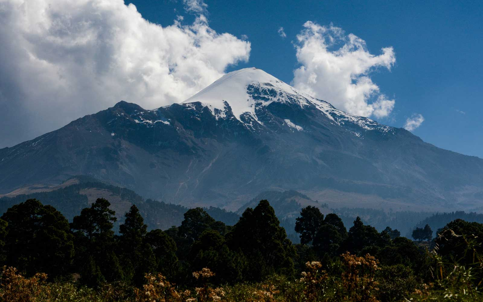 Disminuye 70% del glaciar del Pico de Orizaba; traería desabasto de agua