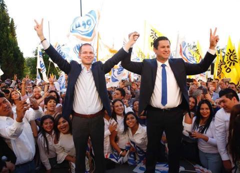 Ricardo Anaya pide observación internacional en elección presidencial
