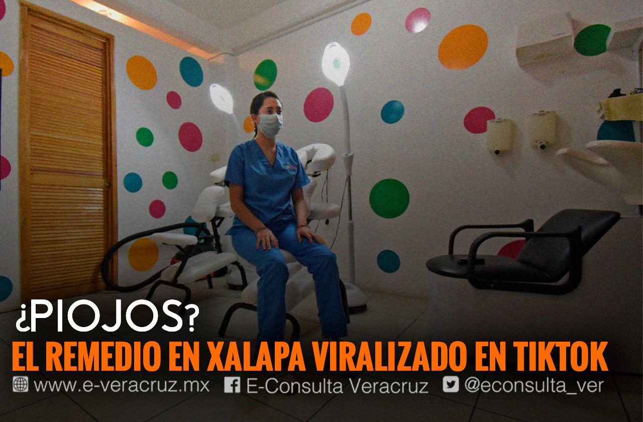 Xalapeña tiene el remedio contra los piojos y se viraliza en TikTok
