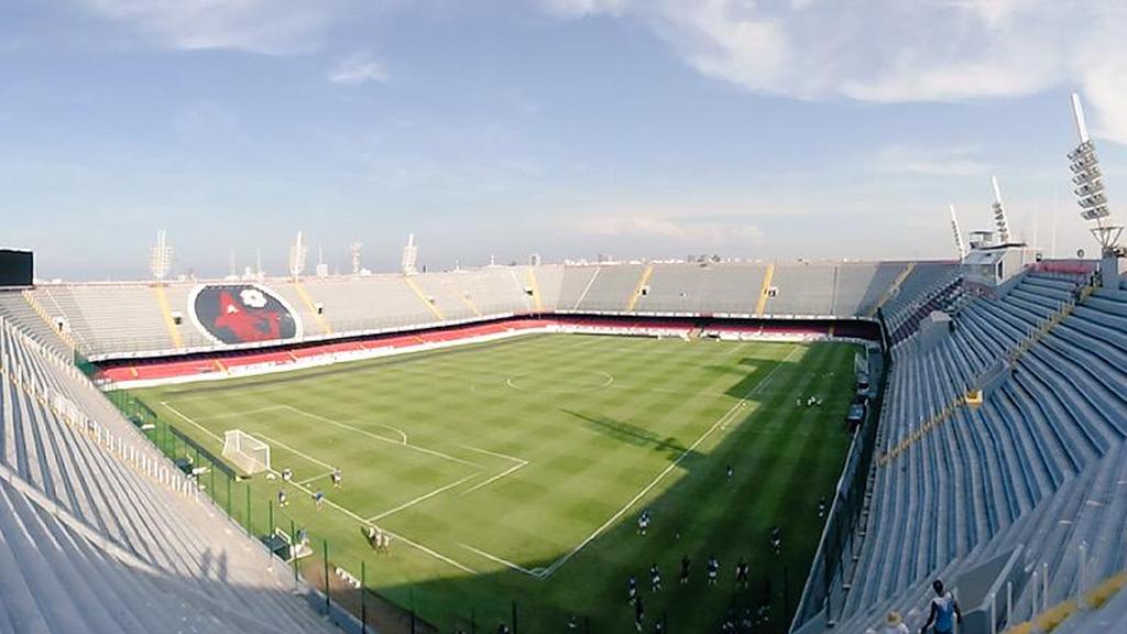 Resultado de imagen para inauguracion estadio pirata fuente