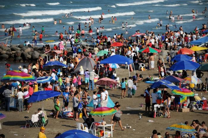 Hechos criminales no inciden en el ánimo del turismo: Grappa