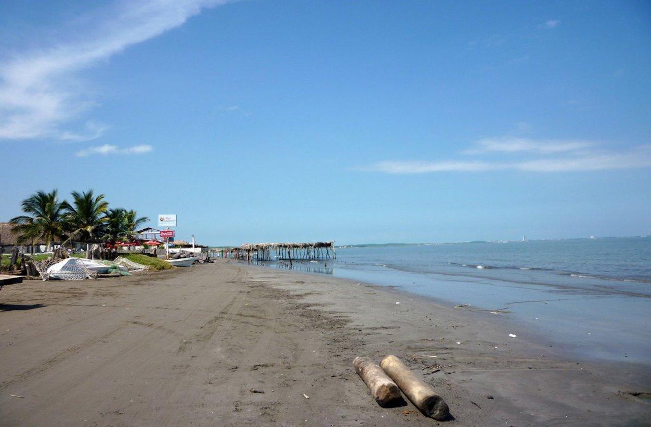 Playas de Antón Lizardo, sin restaurantes ni turismo por covid