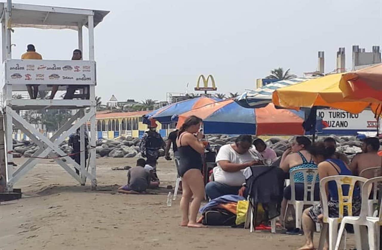 Con reaperturas y aglomeraciones, Puerto se relaja del covid