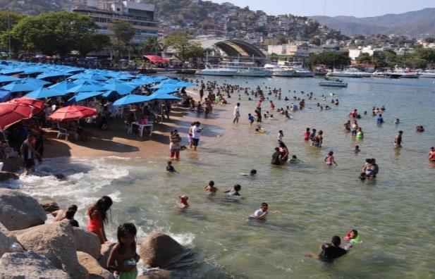 Playa de Antón Lizardo entre las más contaminadas con heces fecales