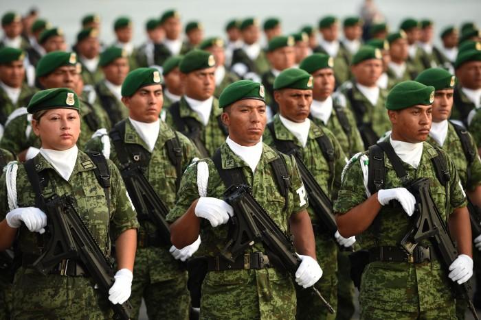 Inicia despliegue de Policía Militar en la zona centro y norte de Veracruz