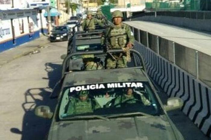 Policía Militar sale de Coatzacoalcos, Gendarmería se queda: Alcalde