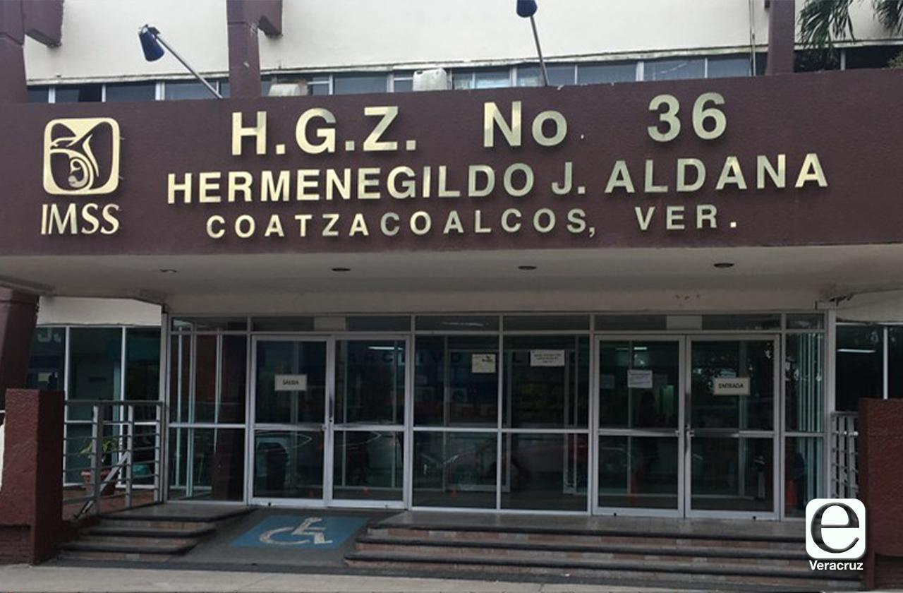 Rechaza IMSS saturación en Hospital de Coatza