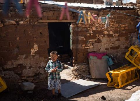 Siete de cada 10 mexicanos que nacen en pobreza no logran salir de ella