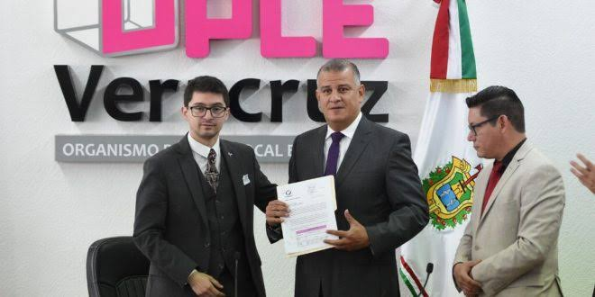 Aliado de Duarte cerca de reunir firmas para crear partido político en Veracruz