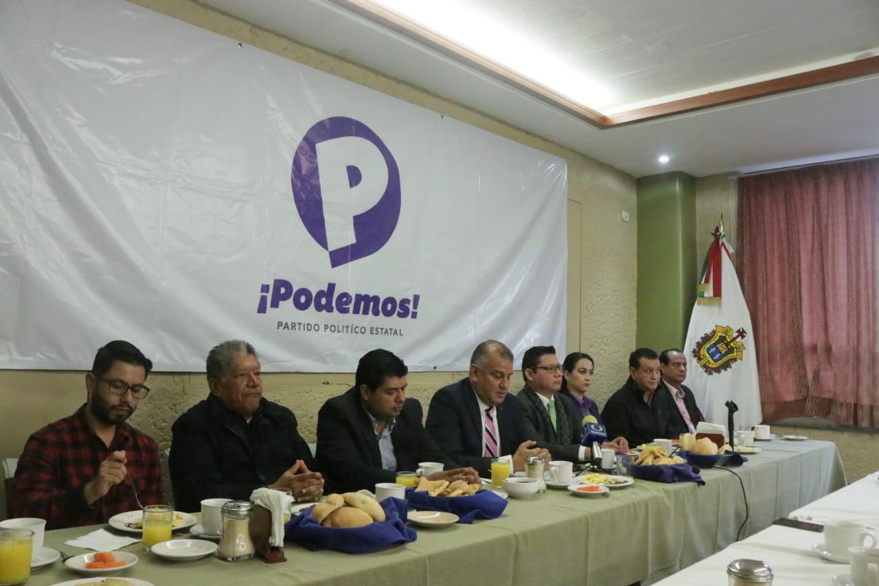 Ex militantes del PRI, Verde, PRD y AVE quieren su propio partido