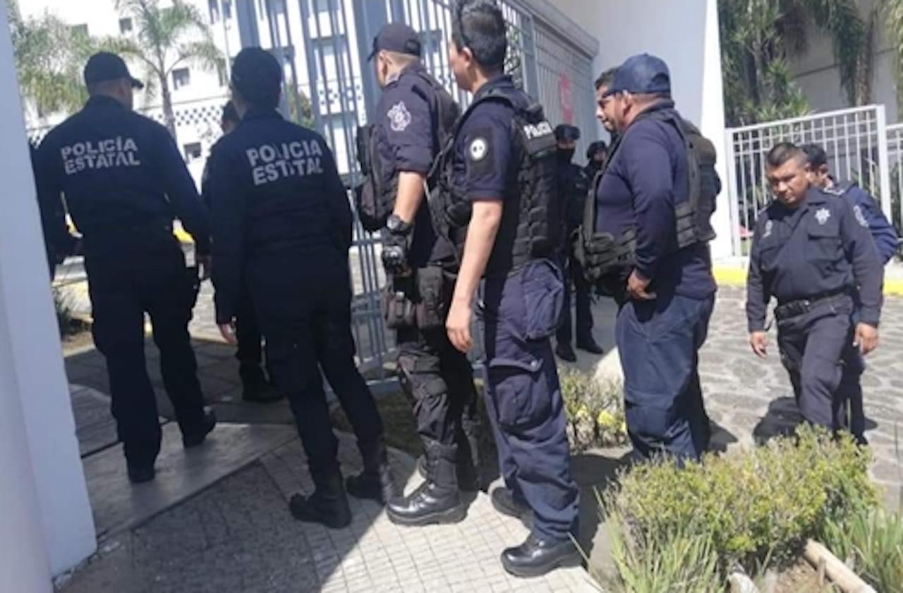 SSP toma comandancia de Xico, policía municipal habría participado en asalto