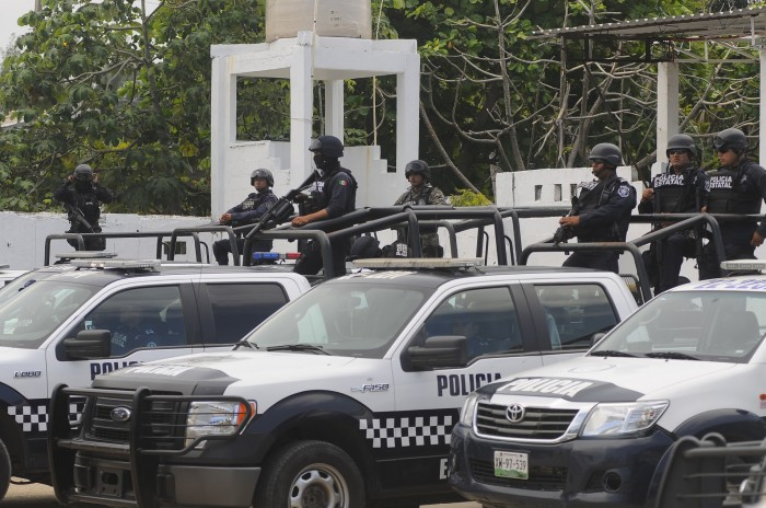 MAYL: se crearán policías intermunicipales en Poza Rica, Veracruz y Coatzacoalcos