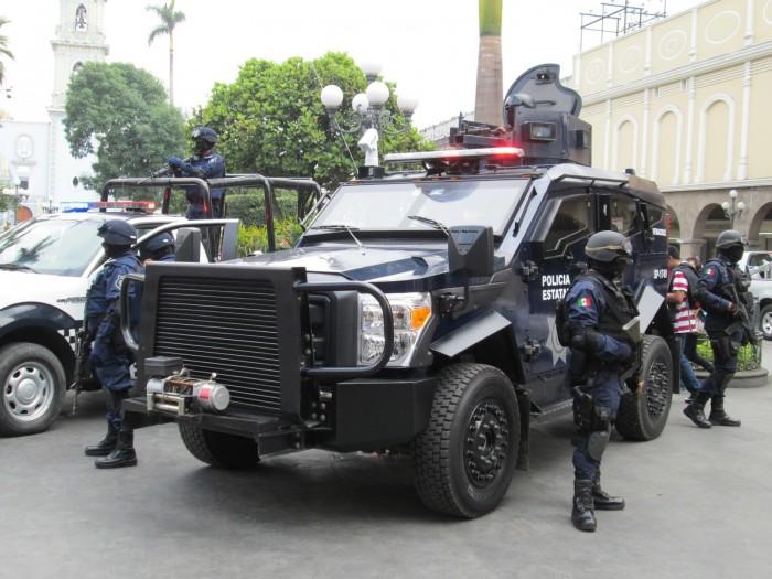 Alcaldes deberían manejar directamente presupuesto de seguridad: Nahle