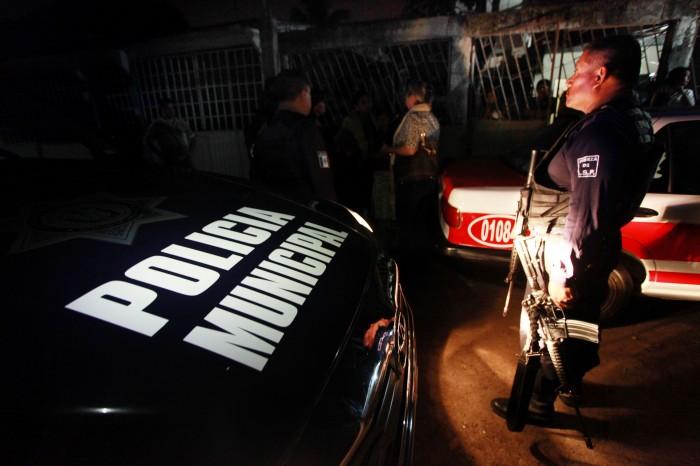 Un herido por ataque armado a policías de Ixtaczoquitlán