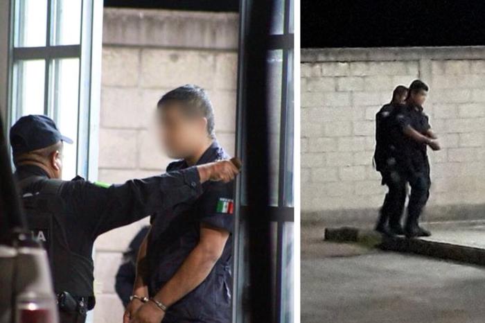 Policías estatales se enfrentan a balazos entre sí; uno de ellos murió